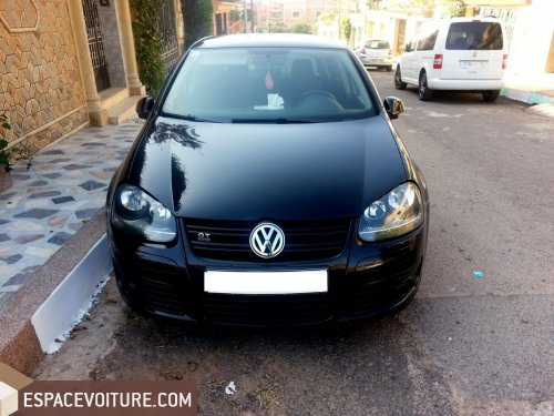 volkswagen golf 2008 diesel voiture d 39 occasion casablanca. Black Bedroom Furniture Sets. Home Design Ideas