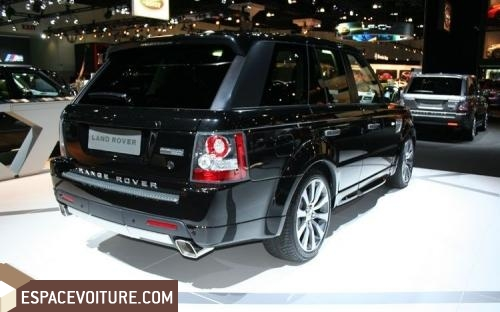 land rover range rover sport occasion casablanca. Black Bedroom Furniture Sets. Home Design Ideas