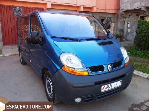 renault trafic occasion beni mellal diesel prix 153 000 dhs r f bel120. Black Bedroom Furniture Sets. Home Design Ideas