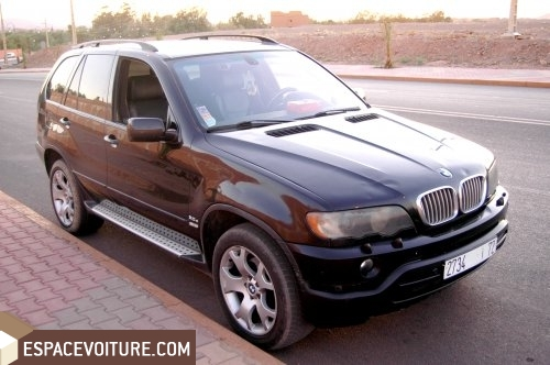 bmw x5 occasion ouarzazate diesel prix 230 000 dhs r f. Black Bedroom Furniture Sets. Home Design Ideas