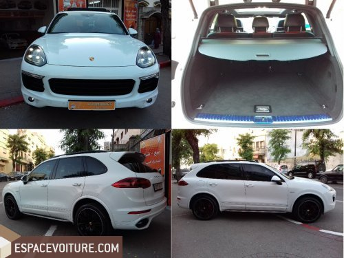 Cayenne Porsche