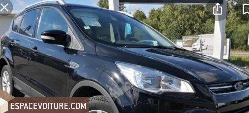 Ford Kuga 2016 diesel voiture d'occasion rabat prix 175 ...
