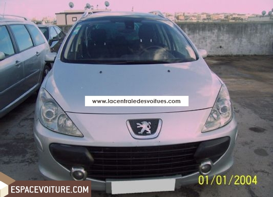 peugeot 307 occasion casablanca diesel prix 115 000 dhs r f caa3208. Black Bedroom Furniture Sets. Home Design Ideas
