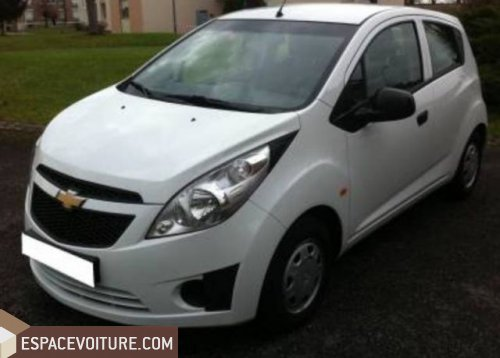 chevrolet spark 2012 essence voiture d 39 occasion casablanca prix 73 000 dhs. Black Bedroom Furniture Sets. Home Design Ideas