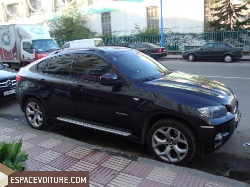 bmw x6 occasion casablanca diesel prix 335 000 dhs r f caa18617. Black Bedroom Furniture Sets. Home Design Ideas