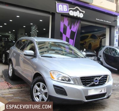 xc60 occasion casablanca volvo xc60 diesel prix 225 000 dhs r f caa24497. Black Bedroom Furniture Sets. Home Design Ideas