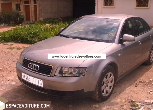 audi a4 occasion agadir diesel prix 165 000 dhs r f agr150. Black Bedroom Furniture Sets. Home Design Ideas