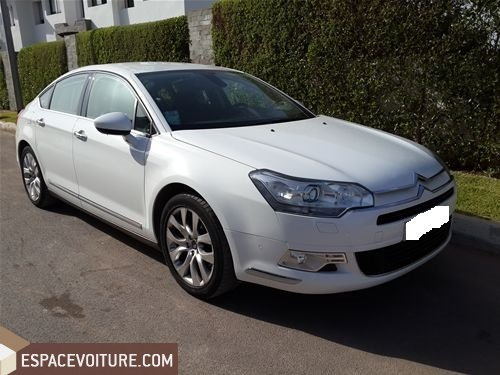 citroen c5 2011 diesel voiture d 39 occasion tanger prix 170 000 dhs. Black Bedroom Furniture Sets. Home Design Ideas