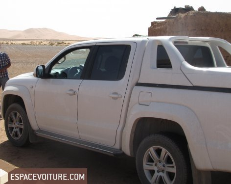 volkswagen amarok 2012 diesel voiture d 39 occasion casablanca prix 300 000 dhs. Black Bedroom Furniture Sets. Home Design Ideas