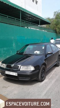 skoda octavia 2009 diesel voiture d 39 occasion casablanca prix 83 000 dhs. Black Bedroom Furniture Sets. Home Design Ideas