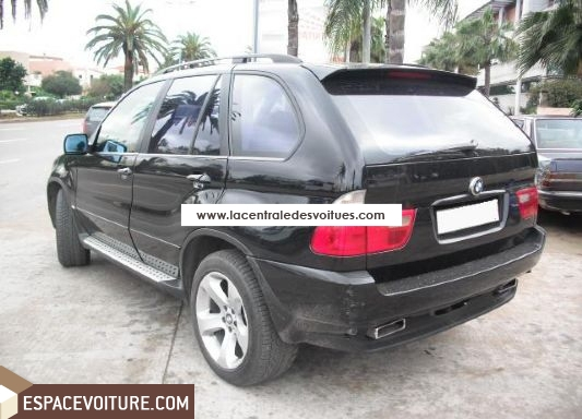 bmw x5 occasion casablanca diesel prix 255 000 dhs r f caa2500. Black Bedroom Furniture Sets. Home Design Ideas