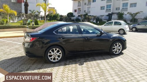 mazda 6 occasion casablanca essence prix 90 000 dhs r f caa22748. Black Bedroom Furniture Sets. Home Design Ideas