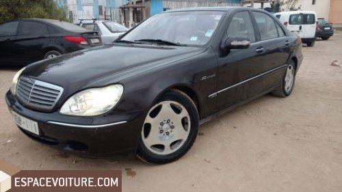 Classe s Mercedes-benz