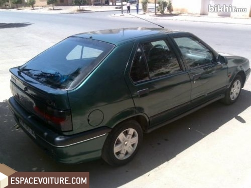 Renault R19 Occasion A Oujda Essence Prix 62 000 Dhs Ref Oua323