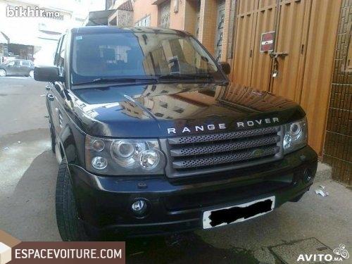 range rover occasion casablanca land rover range rover diesel prix 420 000 dhs r f caa14988. Black Bedroom Furniture Sets. Home Design Ideas