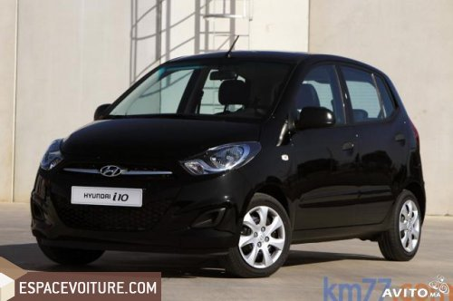 hyundai i10 occasion rabat essence prix 85 000 dhs r f rat6663. Black Bedroom Furniture Sets. Home Design Ideas
