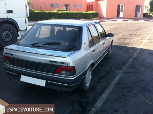 Peugeot 309 Occasion 224 Agadir Diesel Prix 60 000 Dhs R 233 F
