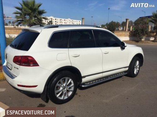 touareg occasion casablanca volkswagen touareg diesel prix 350 000 dhs r f caa22072. Black Bedroom Furniture Sets. Home Design Ideas