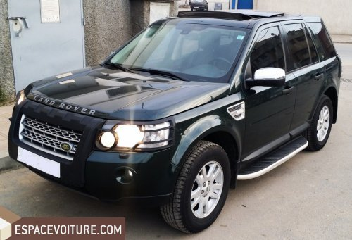 prix freelander 2 land rover tarifs du freelander 2 essai land rover freelander 2 td4 e stop. Black Bedroom Furniture Sets. Home Design Ideas