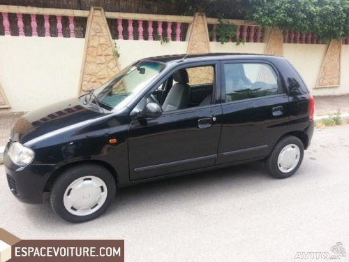 suzuki alto 2009 essence voiture d 39 occasion casablanca prix 38 000 dhs. Black Bedroom Furniture Sets. Home Design Ideas