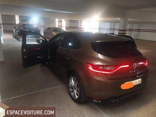 Megane Renault