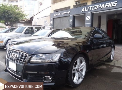 audi a5 occasion casablanca diesel prix 359 000 dhs r f caa11254. Black Bedroom Furniture Sets. Home Design Ideas