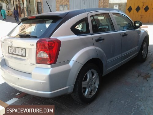 dodge caliber 2009 diesel voiture d 39 occasion agadir prix 135 000 dhs. Black Bedroom Furniture Sets. Home Design Ideas