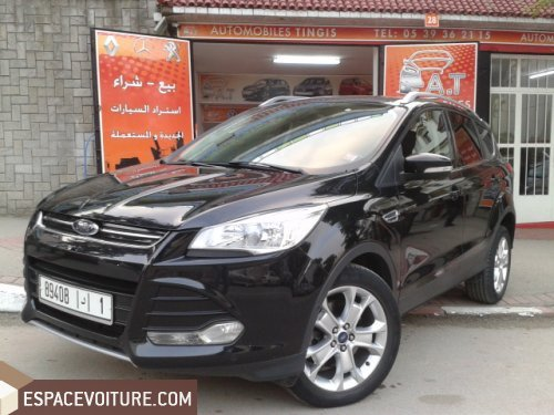 ford kuga occasion tanger diesel prix 298 000 dhs r f tar2213. Black Bedroom Furniture Sets. Home Design Ideas
