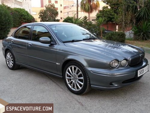 jaguar x type 2004 diesel voiture d 39 occasion rabat prix 125 000 dhs. Black Bedroom Furniture Sets. Home Design Ideas