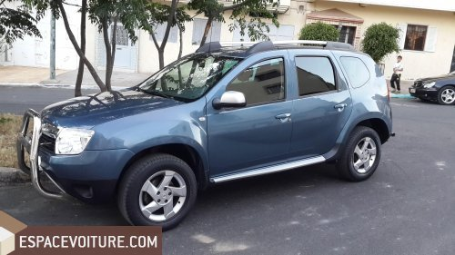 dacia duster 2011 diesel voiture d 39 occasion kenitra prix 135 000 dhs. Black Bedroom Furniture Sets. Home Design Ideas