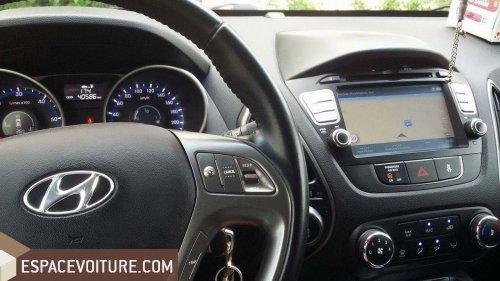 hyundai ix35 2015 diesel voiture d 39 occasion casablanca prix 230 000 dhs. Black Bedroom Furniture Sets. Home Design Ideas