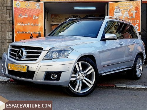 Classe glk Mercedes-benz