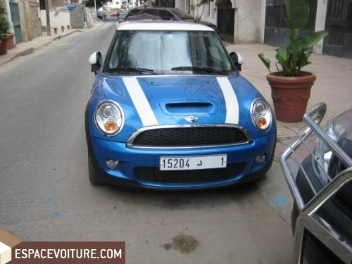 voiture d 39 occasion au maroc voiture d 39 occasion a vendre mini cooper casablanca. Black Bedroom Furniture Sets. Home Design Ideas