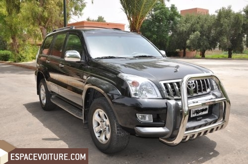 toyota prado occasion agadir diesel prix 300 000 dhs r f agr553. Black Bedroom Furniture Sets. Home Design Ideas