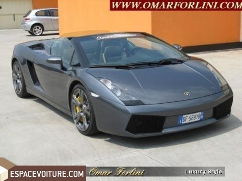 lamborghini gallardo occasion rabat essence couleur rouge r f rat1891. Black Bedroom Furniture Sets. Home Design Ideas