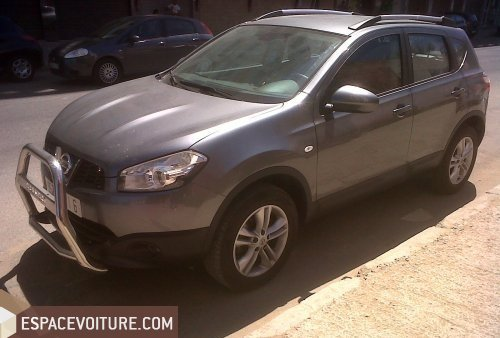 nissan qashqai 2012 diesel voiture d 39 occasion casablanca prix 195 000 dhs. Black Bedroom Furniture Sets. Home Design Ideas