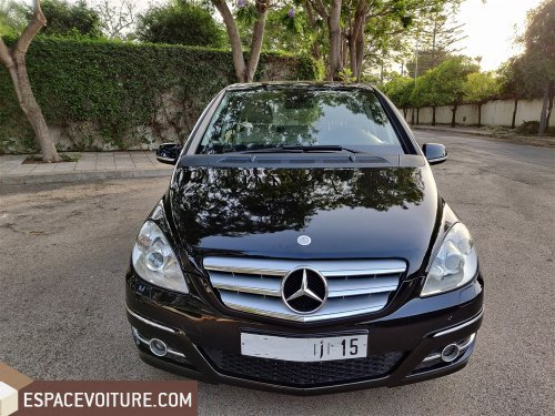Classe b Mercedes-benz
