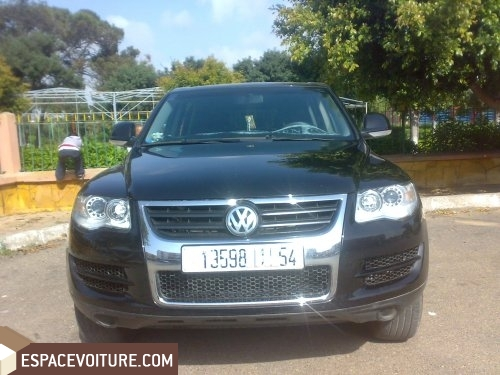 volkswagen touareg occasion safi diesel prix 340 000 dhs r f sai067. Black Bedroom Furniture Sets. Home Design Ideas