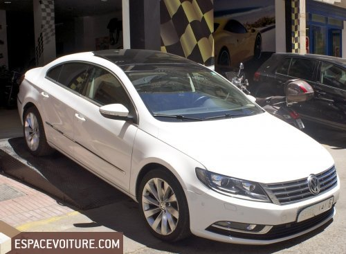 passat cc occasion casablanca volkswagen passat cc diesel prix 295 000 dhs r f caa21236. Black Bedroom Furniture Sets. Home Design Ideas