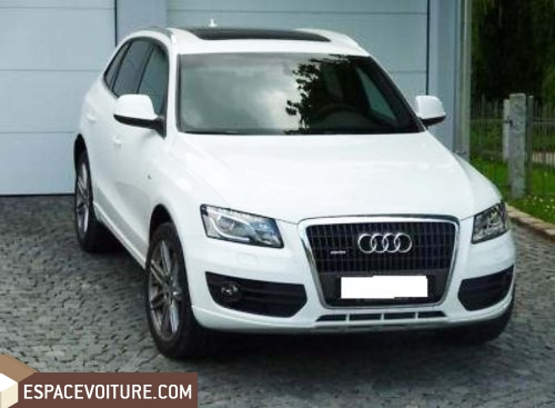 audi q5 occasion rabat diesel prix 560 000 dhs r f rat3790. Black Bedroom Furniture Sets. Home Design Ideas