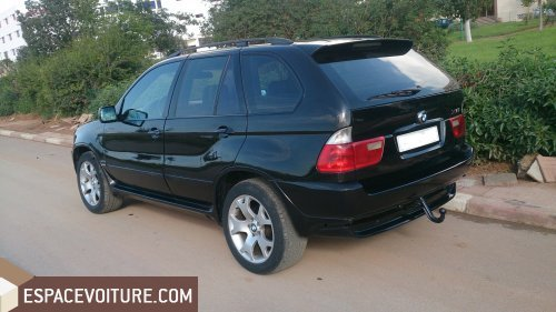 bmw x5 occasion casablanca diesel prix 95 000 dhs r f caa18837. Black Bedroom Furniture Sets. Home Design Ideas