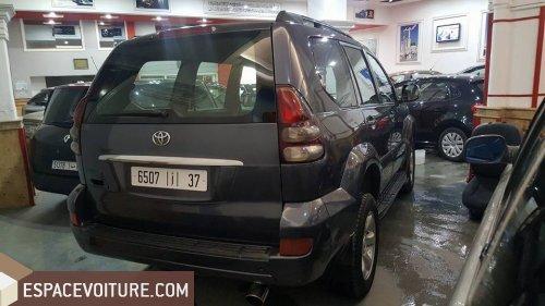 Prado Toyota