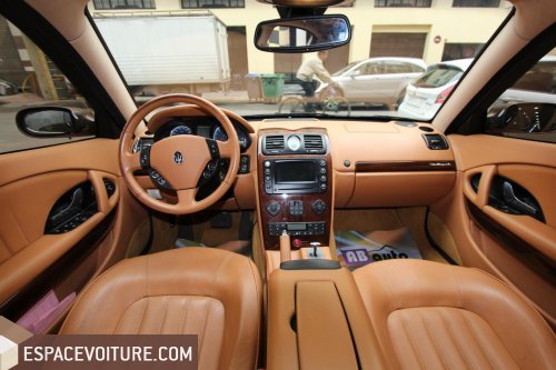 maserati granturismo occasion casablanca essence ann e 2005 r f caa23868. Black Bedroom Furniture Sets. Home Design Ideas