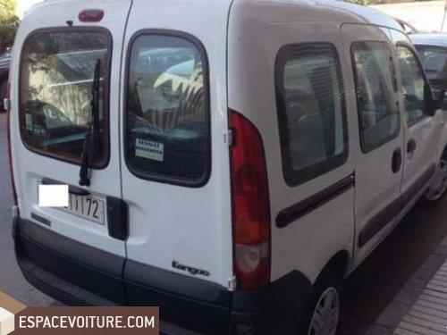 kangoo occasion à casablanca, renault kangoo diesel prix 88 000 dhs