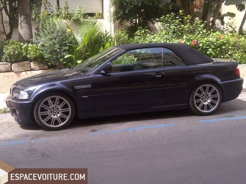 bmw m3 2001 essence voiture d 39 occasion casablanca prix 205 000 dhs. Black Bedroom Furniture Sets. Home Design Ideas