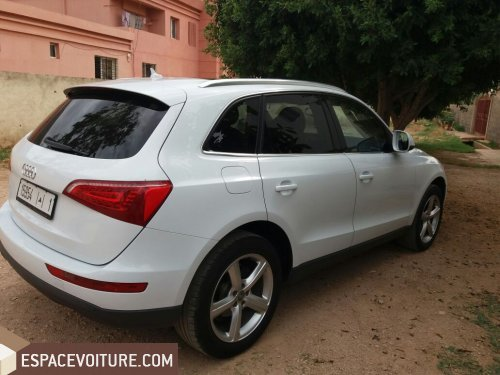 audi q5 2011 diesel voiture d 39 occasion casablanca prix 360. Black Bedroom Furniture Sets. Home Design Ideas