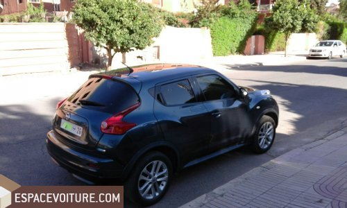 nissan juke 2012 essence voiture d 39 occasion marrakech prix 149 000 dhs. Black Bedroom Furniture Sets. Home Design Ideas