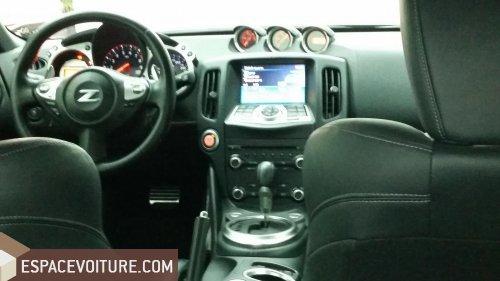 nissan 350z 2012 essence voiture d 39 occasion tanger. Black Bedroom Furniture Sets. Home Design Ideas