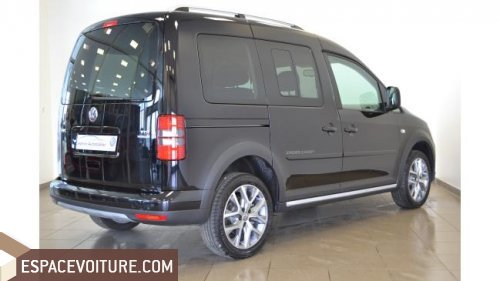 volkswagen caddy 2013 diesel voiture d 39 occasion marrakech prix 185 000 dhs. Black Bedroom Furniture Sets. Home Design Ideas