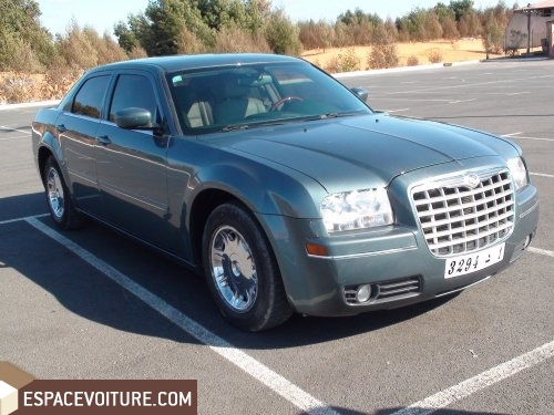 chrysler 300c occasion rabat essence prix 195 000 dhs r f rat3100. Black Bedroom Furniture Sets. Home Design Ideas